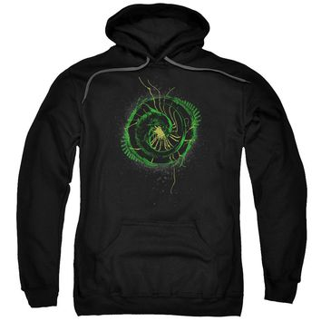 Alien - Xenomorph Shield Adult Pull Over Hoodie Officially Licensed Apparel