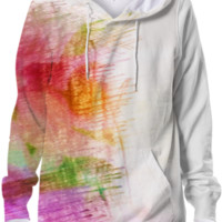 Art Color Hoody created by Xueyin Chen | Print All Over Me