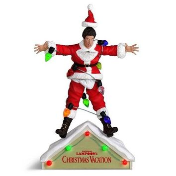 National Lampoon's Christmas Vacation™ A Fun, Old-Fashioned Family Christmas Ornament With Sound and Light