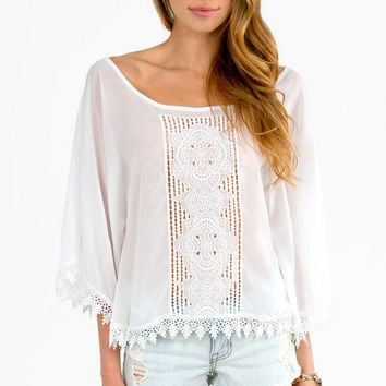 Fully Laced Top $33