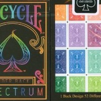 Bicycle Spectrum Playing Cards