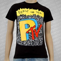 Ptv Logo Black : PTV0 : MerchNOW - Your Favorite Band Merch, Music and More