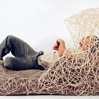 $749.99 Nest Lounger V1 by hellodarshan on Etsy