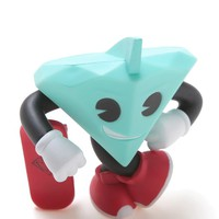 Diamond Supply Co - Kidrobot Lil Cutty Figure - Mens Headphones - Green - One