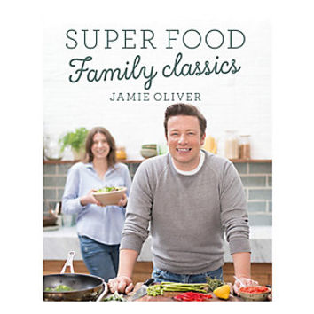 Jamie Oliver Family Superfood Book in books at Lakeland