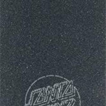 Santa Cruz/Mob Laser-Cut Logo Grip 9X33 Single Sheet