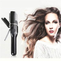 Wireless Smart Hair Trimmer Cordless Split End Damaged Hair Haircuts Split