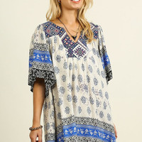Canyon & Sky Tunic Dress