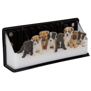 Puppy Gang Fun Caddy Basket