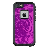 purple LifeProof® FRĒ® iPhone 6/6s case