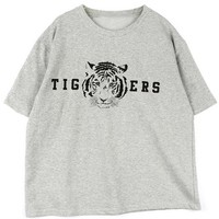 T-shirt - Tigers - T-shirts & Tanks - Women - Modekungen