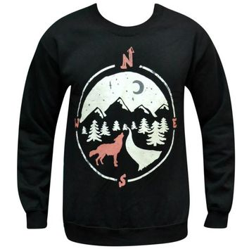 Call of the North Sweater