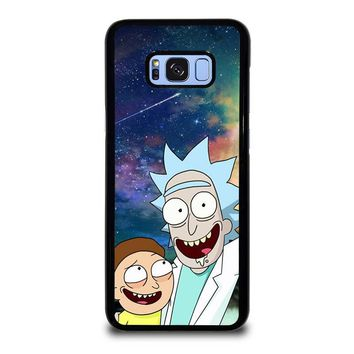 RICK AND MORTY Samsung Galaxy S8 Plus Case Cover