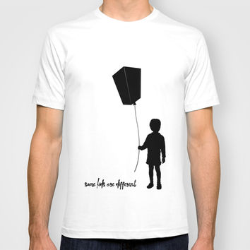 Some kids are different - Boy T-shirt by HappyMelvin