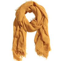 H&M Scarf with Fringe $12.99