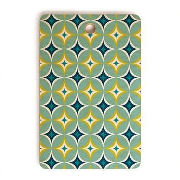 Heather Dutton Astral Slingshot Cutting Board Rectangle