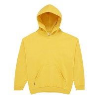Gosha Rubchinskiy Hooded Sweatshirt with Embroidery (Yellow)