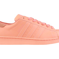 Adidas Original's Men's Superstar Adicolor Orange