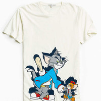 Junk Food Tom & Jerry '90s Tee | Urban Outfitters