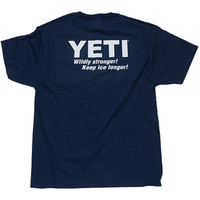 YETI Short Sleeve T-Shirt - YETI COOLERS