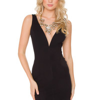 Beautiful Girl Dress - Black