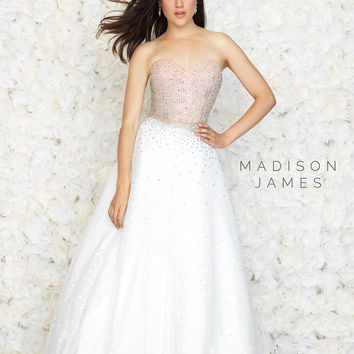 Madison James 15-100 Evening Gown