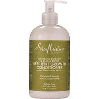 SheaMoisture Bamboo & Maca Root Resilient Growth Conditioner