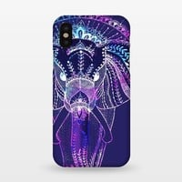 Elephant Dreams - SlimFit iPhone X Cases | ArtsCase