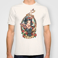 Waiting For Loves True Kiss T-shirt by Tim Shumate