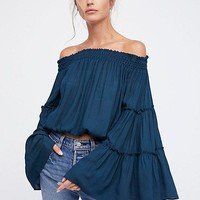 Free People Free Spirit Top