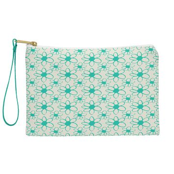 Allyson Johnson Mod Flowers Pouch