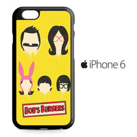 Bob's Burgers iPhone 6 Case