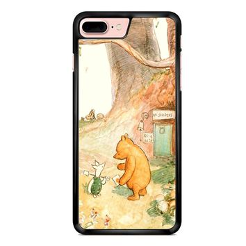 Winnie The Pooh Clasic iPhone 7 Plus Case