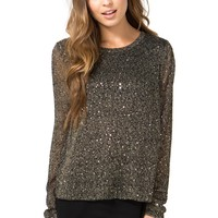 Dakota Sequin Sweater