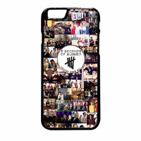 5 Seconds Of Summer Collage iPhone 6 Plus Case