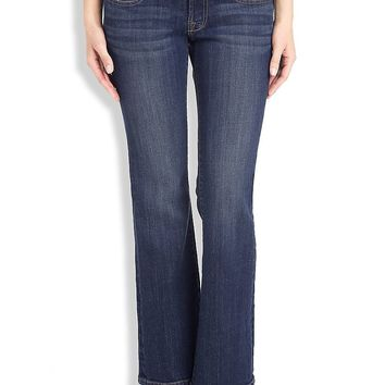 Lucky Brand Easy Rider Womens Jeans - Tanzanite