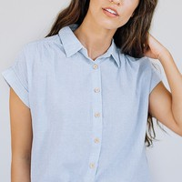 Sun's Out Button Up - cladandcloth