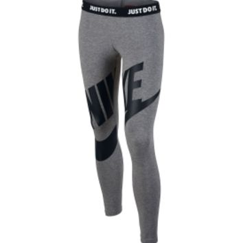 Nike Girls' Leg-A-See Futura Graphic Tights | DICK'S Sporting Goods