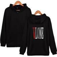 Hoodies Fashion Zippers Jacket [10469379843]