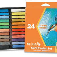 Reeves Soft Pastels - BLICK art materials