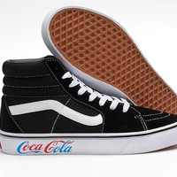 Vans OLD Skool x Coca Cola Running Shoes 35-44