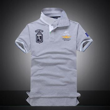 Air Force One Embroidered POLO Shirt