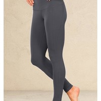 Athleta Womens Revelation Tight Size XXS Petite - Asphalt