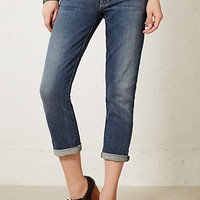 Mother Dropout Slouchy Skinny Jeans
