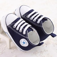 Newborn Baby Shoes Infant Baby First Walkers Spring Autumn Boys Girls Shoes Toddler Sp