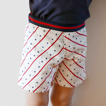 Boy Shorts Pattern PDF sewing mod. Walker 2, 3, 4, 5, 6, 7 years INSTANT DOWNLOAD, Toddler Shorts Pattern, Bermuda shorts