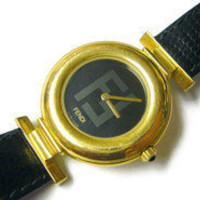 Wristwatch Wrist Watch FENDI Vintage Designer 320 G by Watchchas