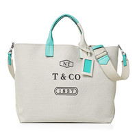 Tiffany & Co. - Color Block:Weekend Tote