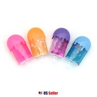 Ice Pop Popsicle Clear Slime Jelly Soft Squeeze Squishy Toy 1pc (Random) $1.99