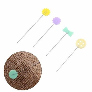 Hot Sale 100Pcs/lot Sewing Accessories Patchwork Pins Sewing Pin with Box DIY Sewing Patchwork Pins Quilting Tool